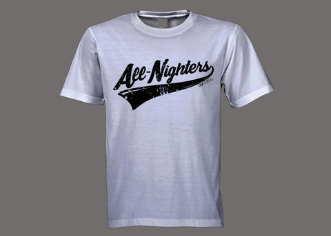 Club SEL White All-Nighters Tee