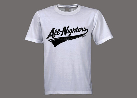 Club Green White All-Nighters Tee