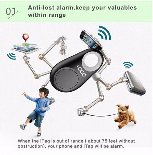 Smart Anti-lost Multipurpose Bluetooth Tracker