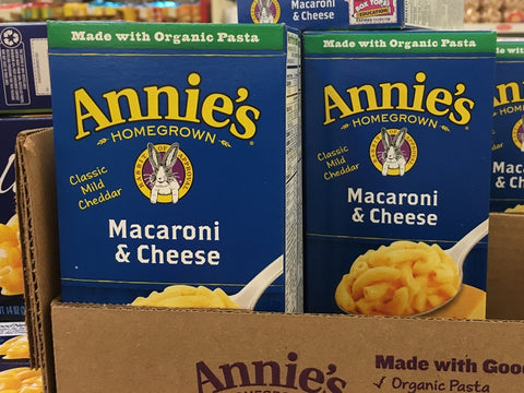 Annie's Macaroni and Cheese 6oz