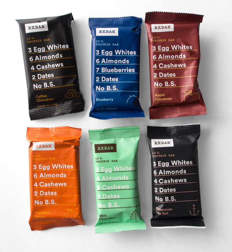 What Is an Protein RXBAR?
