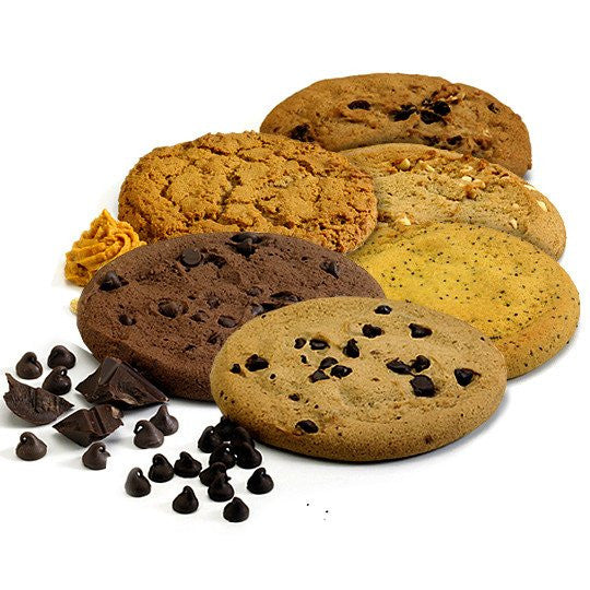 LENNY AND LARRY'S COOKIE 6-COUNT VARIETY PACK