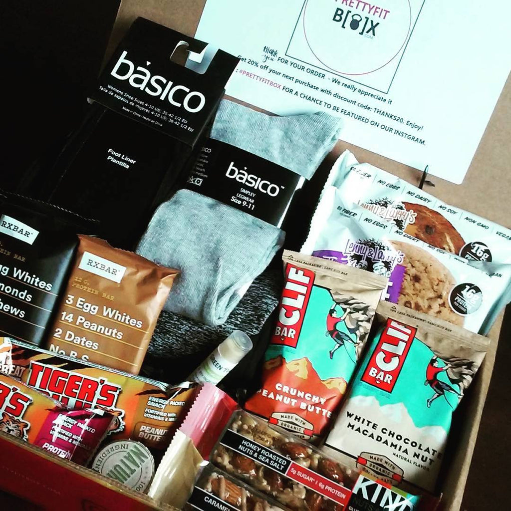 The Fitness Box for women - That Is Taking Over Instagram