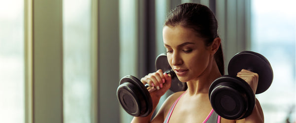 How to improve your workout with weights