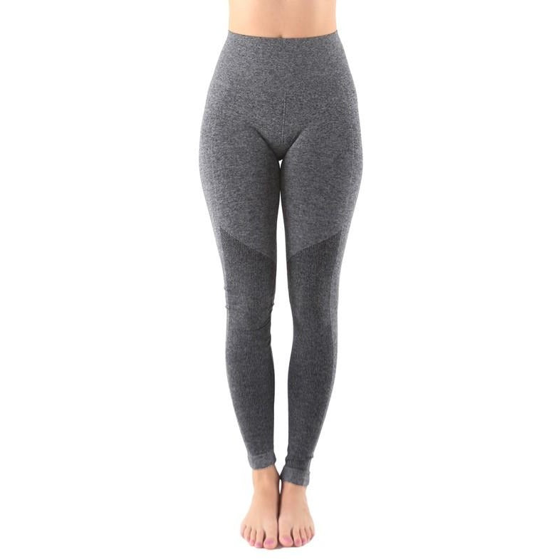 ACTIVEWEAR SEAMLESS LEGGINGS-prettyfitbox.com