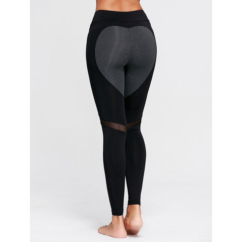 HEART SHAPED LEGGINGS - prettyfitbox.com