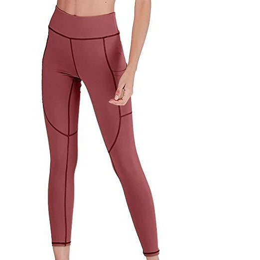 ACTIVEWEAR PREMIUM CLASSIC LEGGINGS - Dusty Rose