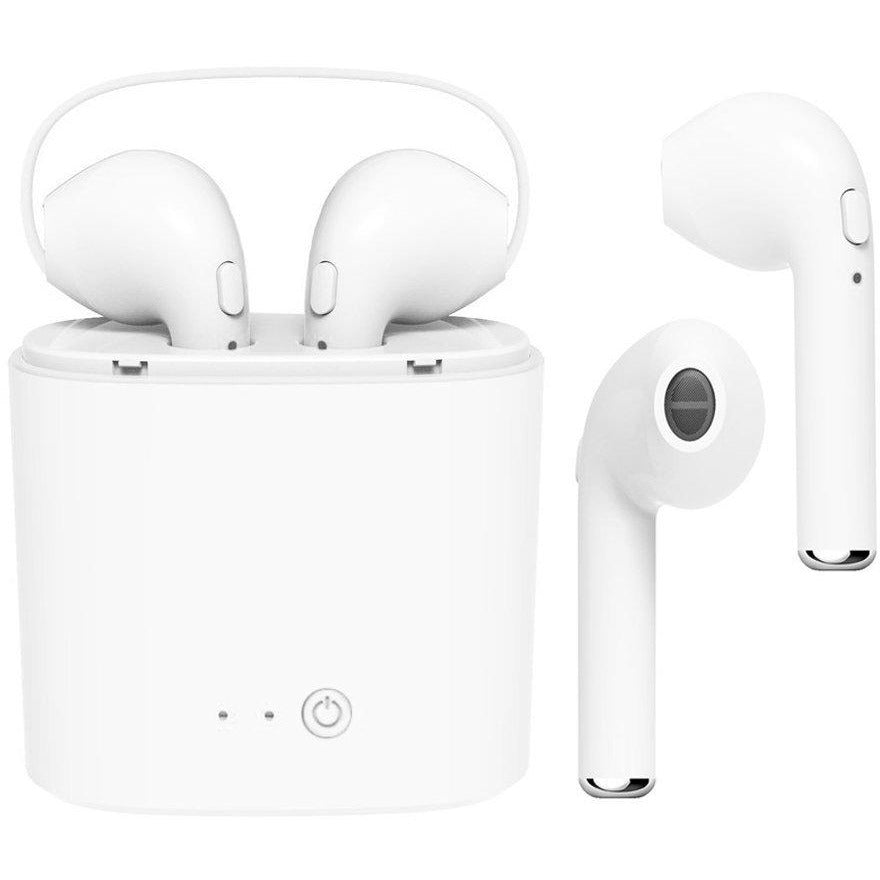Bluetooth iPhone Wireless Earbuds with Charging Case