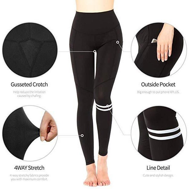 ACTIVEWEAR PREMIUM V2 CLASSIC LEGGINGS - Black