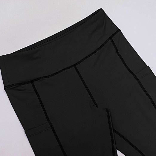 ACTIVEWEAR PREMIUM CLASSIC LEGGINGS - Black