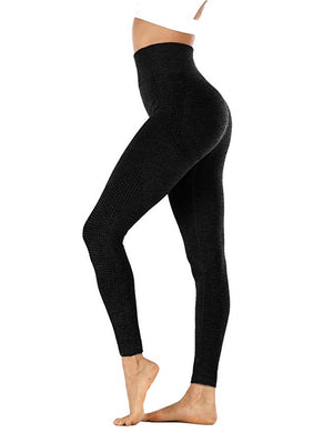 ACTIVEWEAR SEAMLESS LEGGINGS - Back