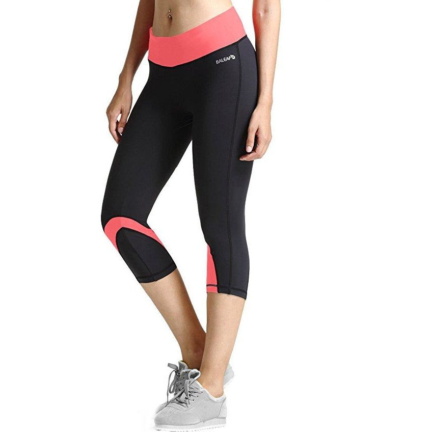Capri Day to Night Reflective Leggings Prettyfit