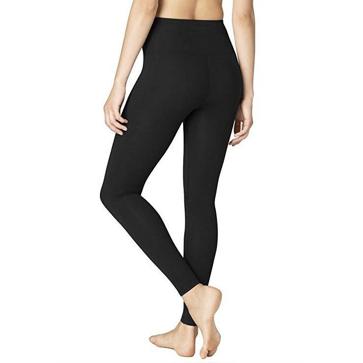 ACTIVEWEAR HIGH WAIST POWER FLEX LEGGINGS - Black