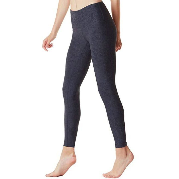 ACTIVEWEAR HIGH WAIST POWER FLEX LEGGINGS - Grey