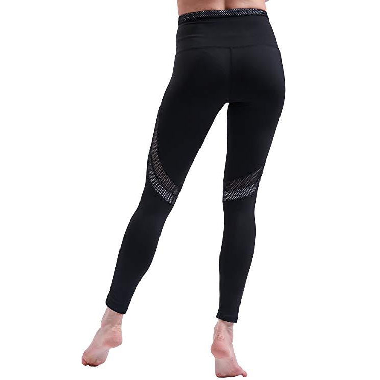 ACTIVEWEAR COLOR BLOCK LEGGINGS - White