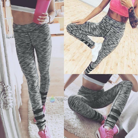 ACTIVEWEAR SCRATCH PRINT LEGGINGS   prettyfitbox.com