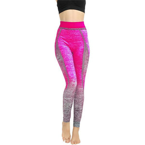 ACTIVEWEAR OMBRE WORKOUT LEGGINGS