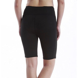 Activewear Workout Compression Shorts-prettyfitbox.com