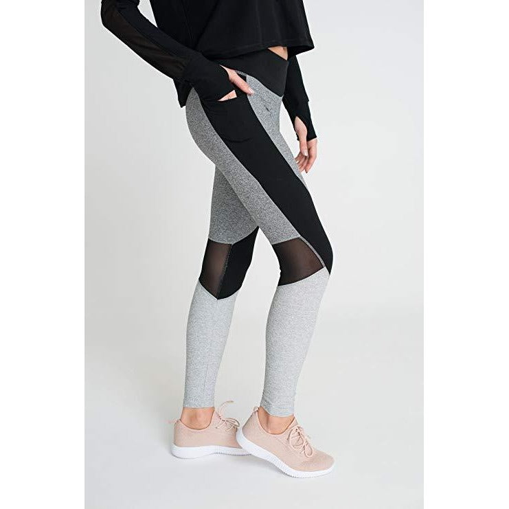 ACTIVEWEAR ESSENTIAL SIDE POCKET LEGGINGS