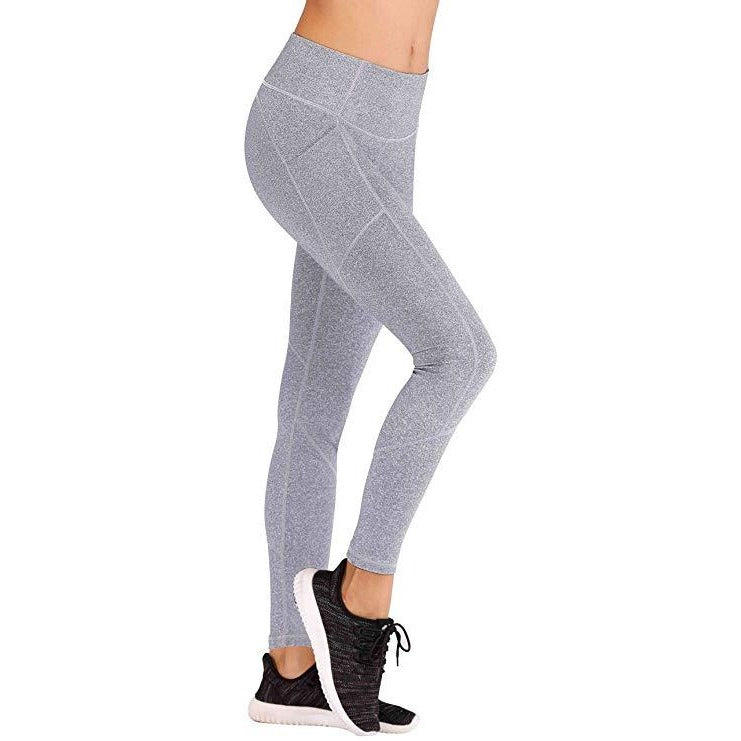 PREMIUM STEEL HEART BOOTY LEGGINGS