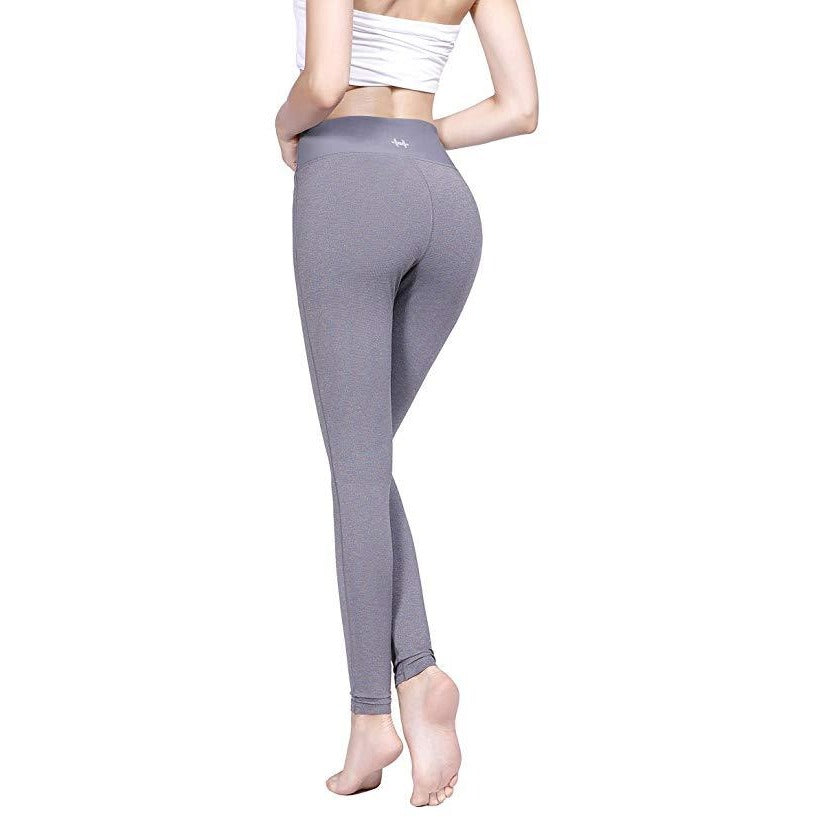 ACTIVEWEAR FREE TO FLOW LEGGINGS - Grey - prettyfitbox - cheap activewear