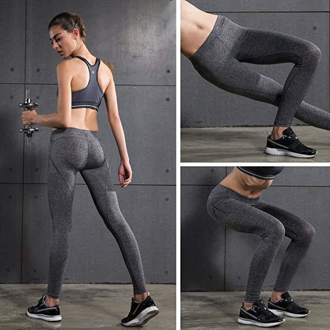 ACTIVEWEAR BRAZILIAN PUSH-UP LEGGINGS