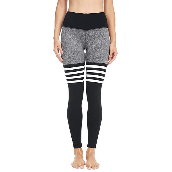 ACTIVEWEAR HIGH SOCK LEGGINGS - Grey
