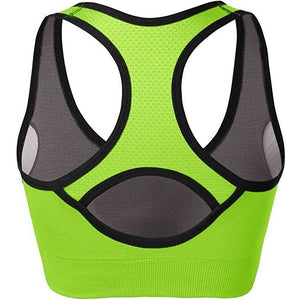 ACTIVEWEAR HIGH IMPACT RACERBACK SPORTS BRAS (Pack of 3) C - prettyfitbox - cheap activewear