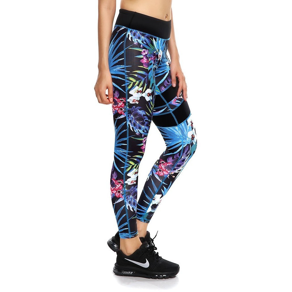with love from paradise leggings