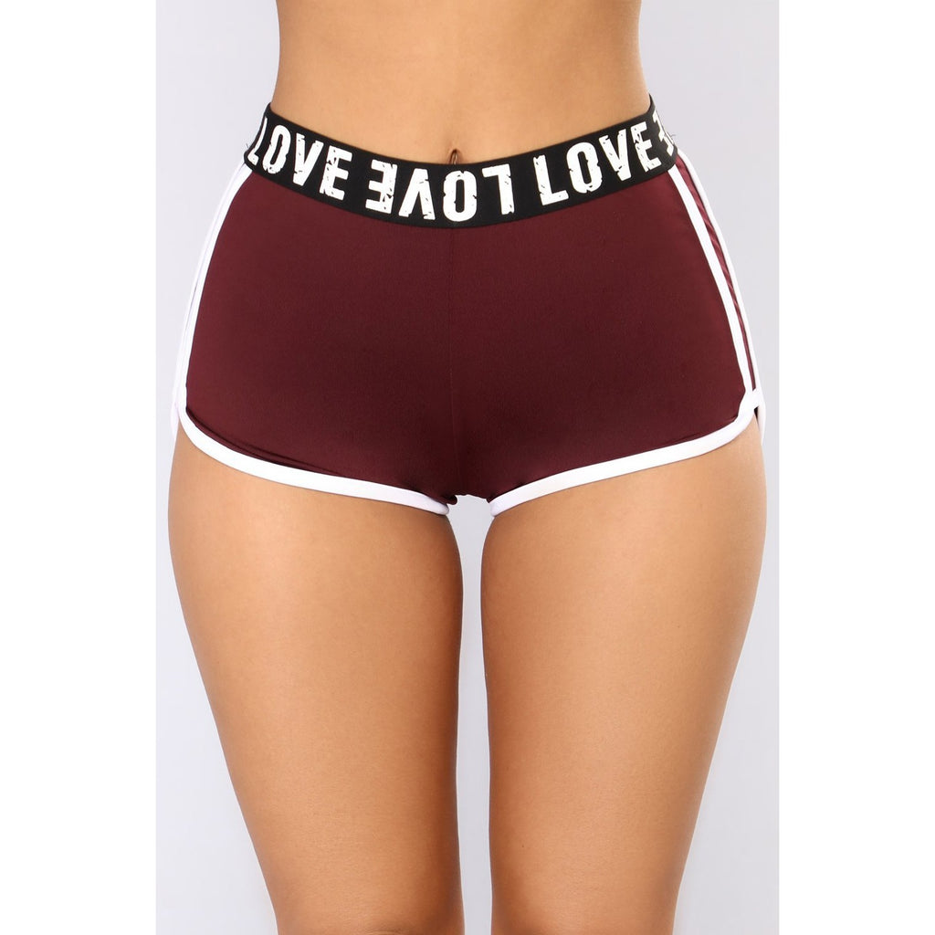 Activewear Lift My Love Shorts-prettyfitbox.com