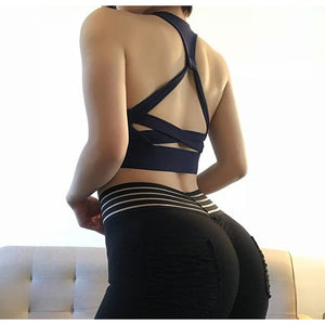 ACTIVEWEAR BOOTY SCRUNCH LEGGINGS-prettyfitbox.com