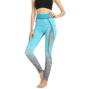OMBRE LEGGINGS TEAL