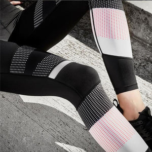 Colorblock Workout Leggings