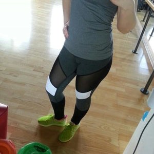 ACTIVEWEAR SUPERNOVA MESH LEGGINGS-prettyfitbox.com
