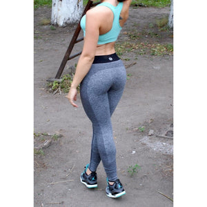 Live Fit Leggings - Grey