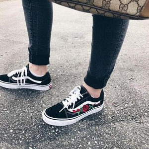 Vans 'n Roses Limited Edition-prettyfitbox.com