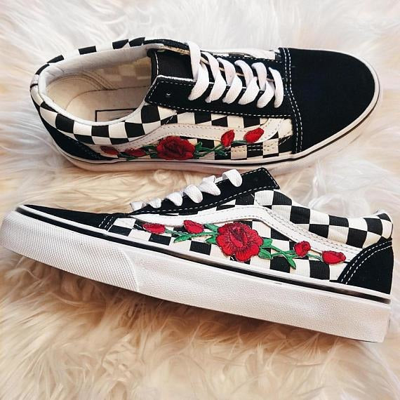 Rose Vans Limited Edition - Prettyfitbox