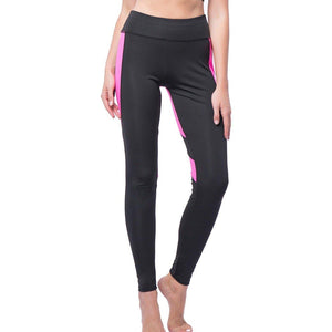 ACTIVEWEAR HEART SHAPED LEGGINGS - Pink-prettyfitbox.com