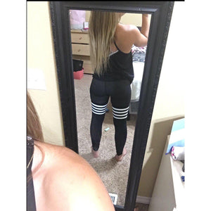 THIGH HIGH SOCK LEGGINGS - Look Like a Bombshell - Prettyfitbox