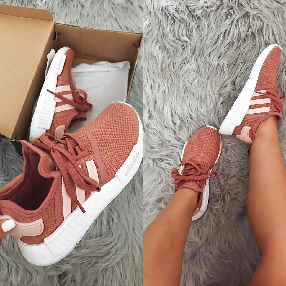 NMD Pink Limited Edition - prettyfitbox.com