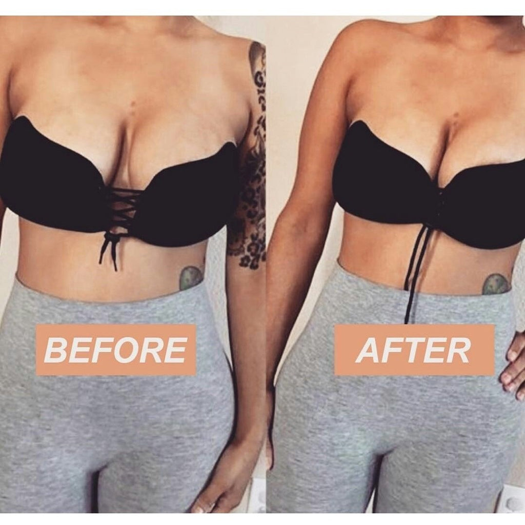 strapless backless push up bra -prettyfitbox.com