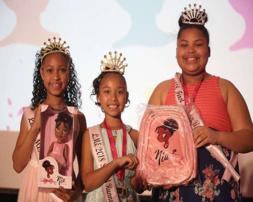 Little Miss Elite Academic Pageant