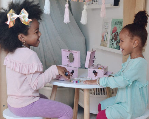 Nia Ballerina Music Boxes are the perfect gift!