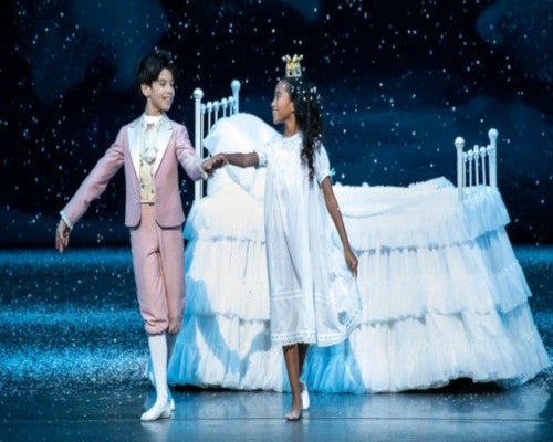 11-Year-Old makes history as First Black Lead in New York City Ballet's 'The Nutcracker'