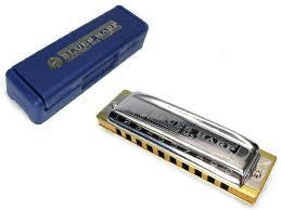 Hohner Blues Harp Harmonica - 532/20 MS E
