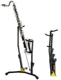 Hercules Bass Clarinet/Bassoon Stand