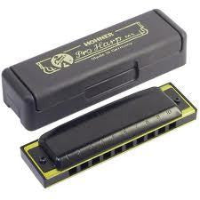 Hohner Pro Harp MS - A