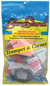 BandStand Instrument Maintenance Kit - Trumpet & Cornet