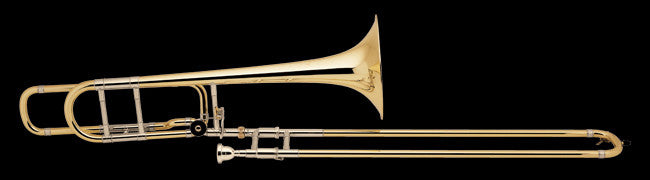 Vincent Bach 42BO Bb/F Tenor Trombone w/F Attachment