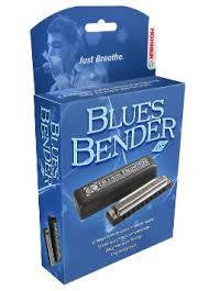 Hohner Blues Bender Harmonica - C